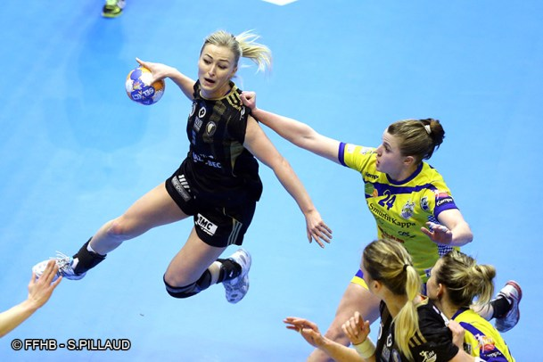 Handball - Issy Paris Hand - Stine Oftedal