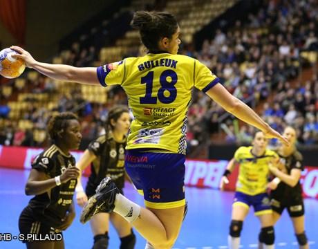 Handball - Union Mios Biganos-Bègles - Chloé Bulleux