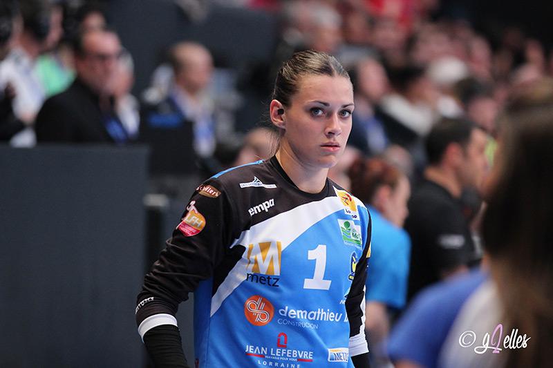 Laura Glauser - Metz Handball - Handball Féminin - Sport Féminin - Femmes de Sport