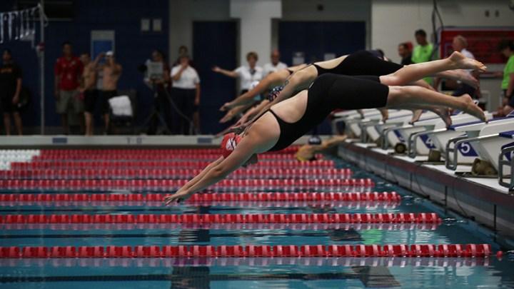 Natation - Natation féminin - Femmes de Sport - Sport Féminin