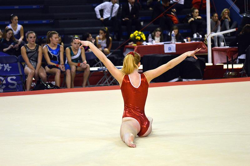 Gymnastique Artistique - Sport Féminin - Femmes De Sport