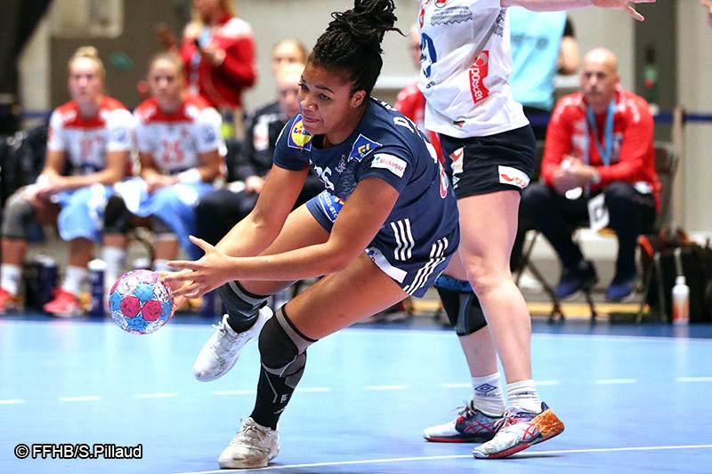 Pauletta Foppa - Equipe de France féminine de Handball - Handball féminin - Sport Féminin - Femmes de Sport