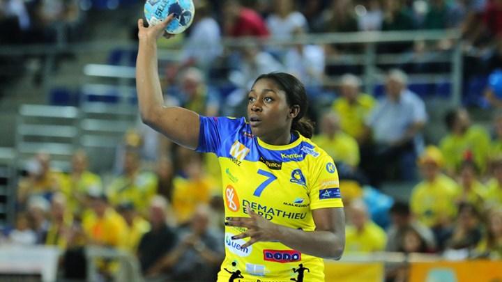 Handball - Metz - Grâce Zaadi - Handball Féminin - Femmes de Sport