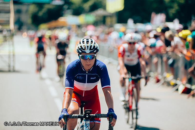 Jade Wiel - Championne de France de cyclisme - Cyclisme Féminin - Sport Féminin - Femmes de Sport