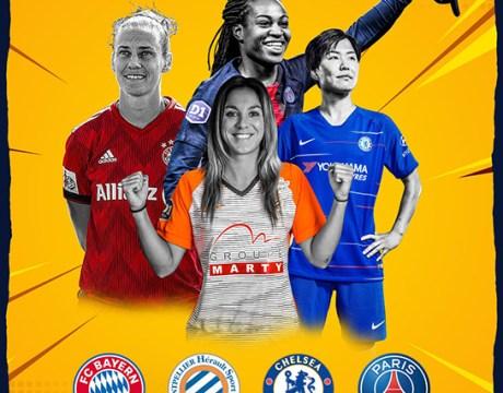 Women's French Cup 2019 - Football Féminin - Sport Féminin - Femmes de Sport