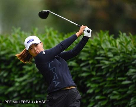 Jin Young Ko - Evian Championship 2019 - Golf féminin - Sport féminin - Femmes de Sport