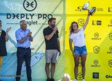 Surf - Pauline Ado Championne d'Europe 2019 - Sport Féminin - Femmes de Sport