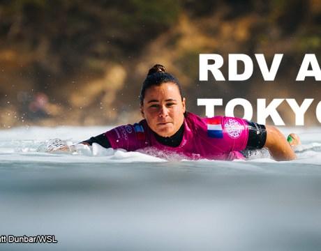 Johanne Defay - Surf féminin - Sport Féminin
