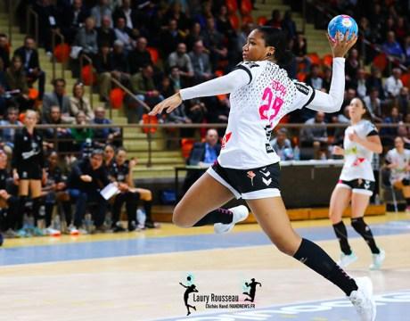 Pauletta Foppa - Brest Bretagne Handball - Handball Féminin - Sport Féminin - Femmes de Sport