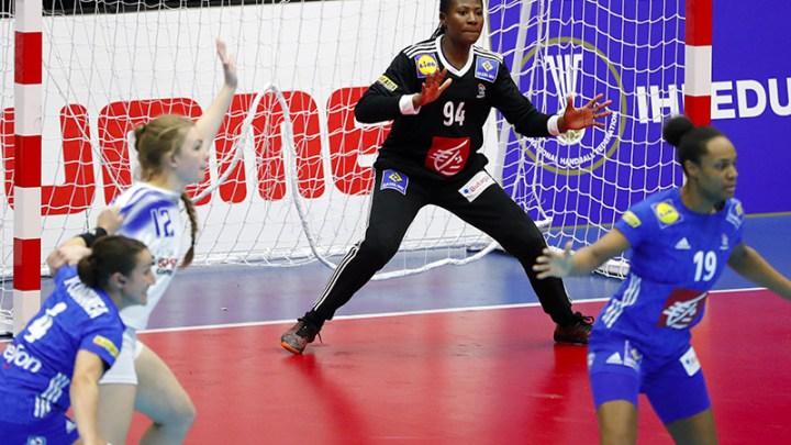 Catherine Gabriel - Equipe de France féminine de handball - Handball féminin - Sport Féminin - Femmes de Sport