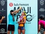 Stephanie Gilmore et Carissa Moore - Surf Féminin - Sport Féminin - Femmes de Sport
