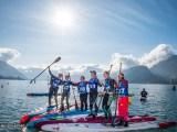 Podium Glagla Race 2020 - Stand Up Paddle - Femmes de Sport - Sport Féminin