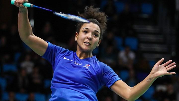 Marie Batomène - Badminton féminin - Sport Féminin - Femmes de Sport
