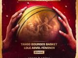 Basket - Affiche Coupe de France féminine 2020 - Basket féminin - Sport féminin - Femmes de Sport