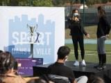 Delphine Cascarino - OL Féminin - Football féminin - Sport Féminin - Femmes de Sport