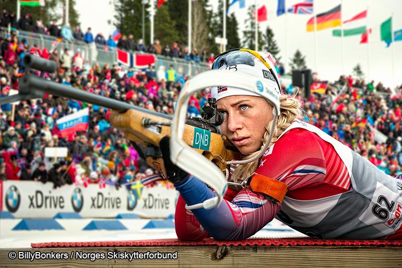 Tiril Ekhoff - Biathlon féminin - Sport Féminin - Femmes de Sport