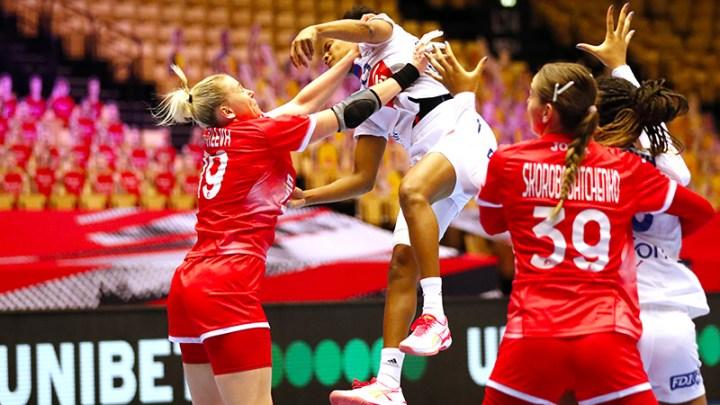 Océane Sercien-Ugolin - Equipe de France de Handball - Handball Féminin - Sport Féminin - Femmes de Sport