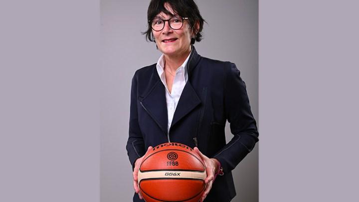 Carole Force - Présidente de la Ligue Féminine de Basket - Basket Féminin - Sport Féminin - Femmes de Sport