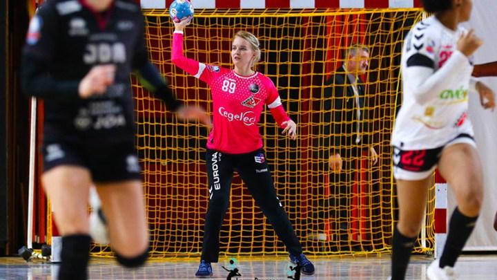 Sandra Toft - Brest Bretagne Handball - Ligue Butagaz Energie - Ligue Féminine de Handball - Handball féminin - SPort Féminin - Femmes de Sport