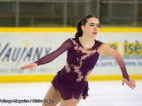 Léa Serna - Patinage Artistique - Sport féminin - Femmes de sport