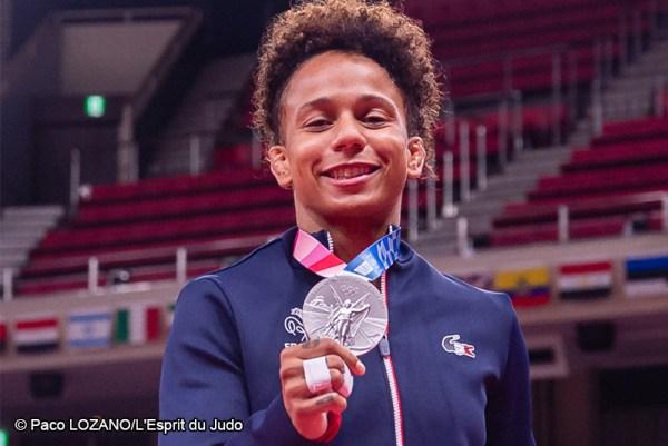 Amandine Buchard - Judo Féminin - Sport féminin - Femmes de Sport