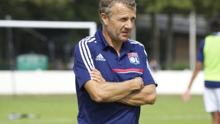 Football - Olympique Lyonnais - Patrice Lair