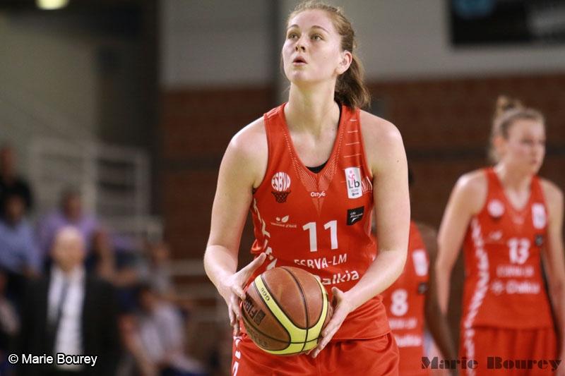 Basket - Villeneuve d'Ascq - Emma Meesseman