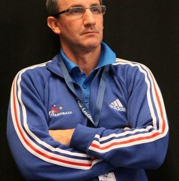 Handball - Equipe de France Féminine de Handball - Alain Portes