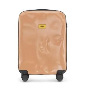 Crash Baggage – Trolley Icon Policarbonato 4W Pink