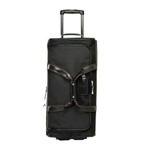 Longchamp – Borsa Viaggio Tessuto Md Boxford Nero