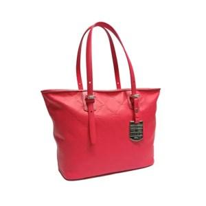 Longchamp – Borsa Shopping Pelle Lm Cuir Rose