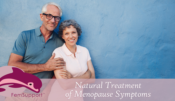 Natural Treatment of Menopause Symptoms