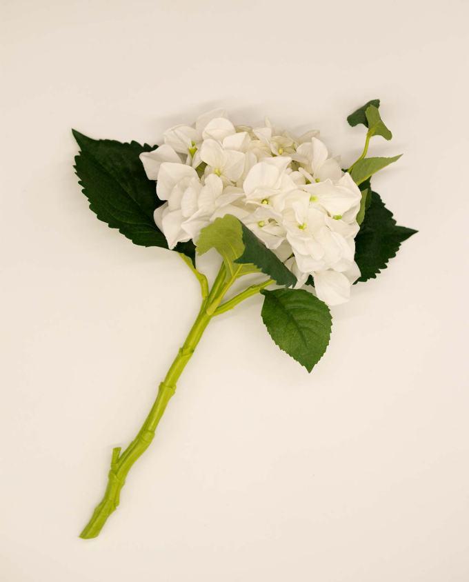 Ορτανσία υφασμάτινη άσπρη