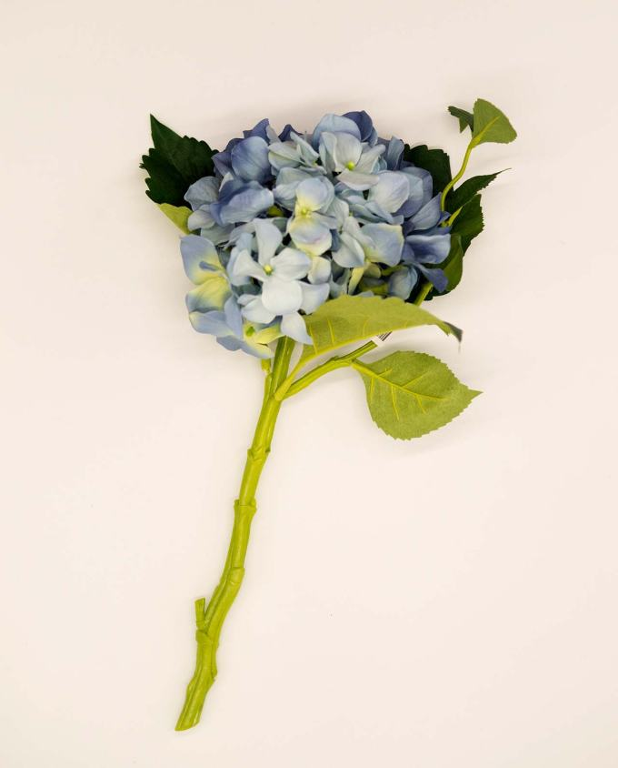 Fabric light blue Hydrangea