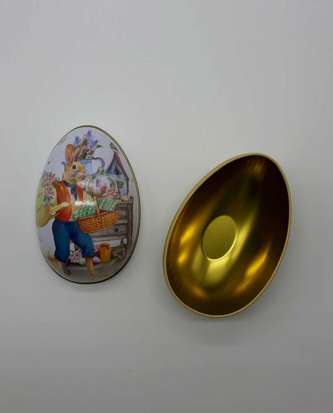 Πασχαλινό μεταλλικό αυγό
