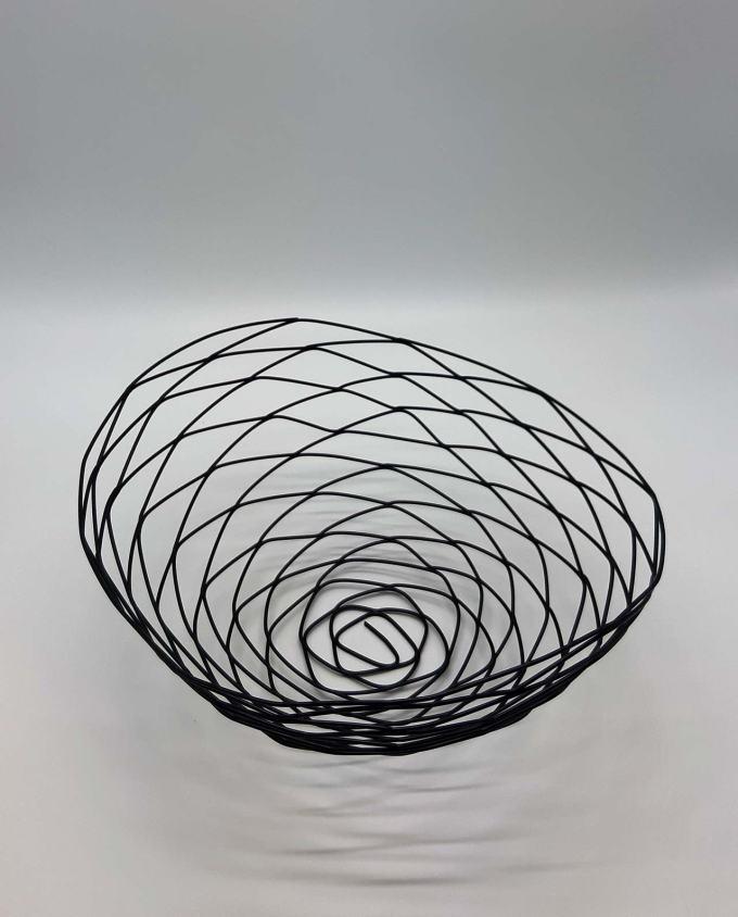 """Μπωλ μεταλλικό """"Nest"""" 37 x 32 cm"""