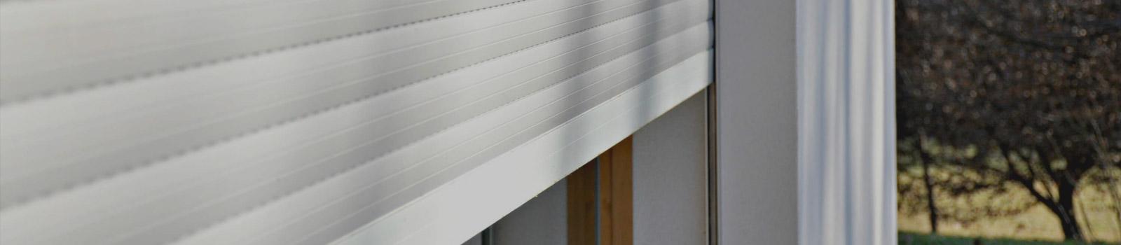 Tapparelle in alluminio coibentato di varie tipologie. Avvolgibili In Alluminio Coibentato Fenaroli Stefano