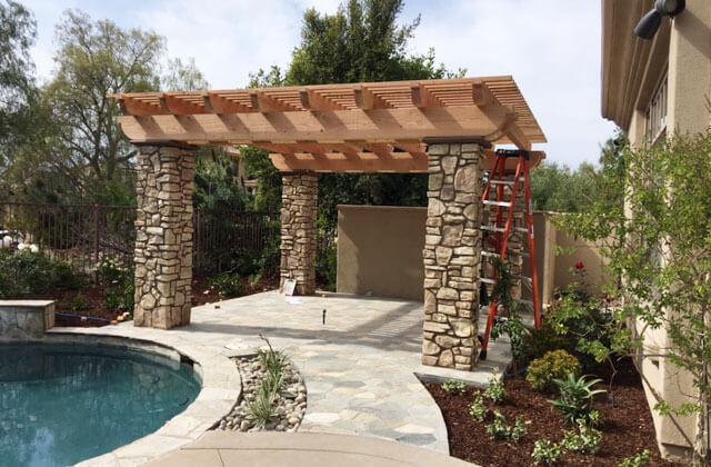 pergolas patios covers arbors