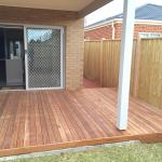 Timber Fencing Diggers Rest