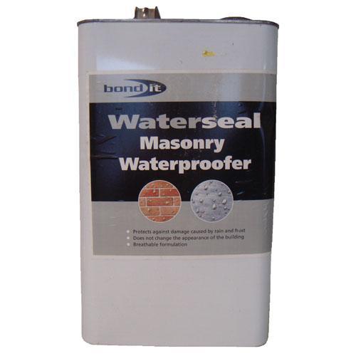 Bond It Waterseal Masonary Waterproofer - 5lt