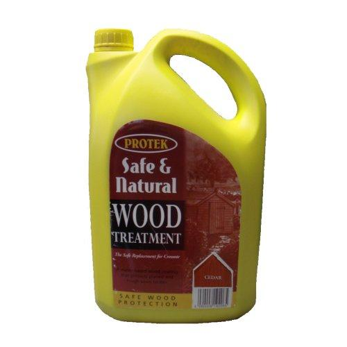 Cedar Wood Treatment - 5ltr