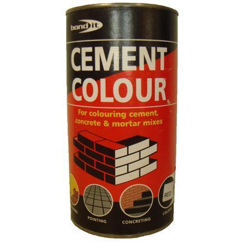 Cement Dye Powdered Black - 1kg