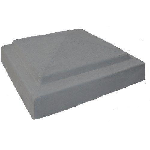 Flat Apex Pier Cap - Charcoal