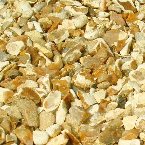 Golden Gravel 20mm - Half Bulk Sack