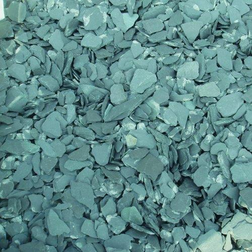 Green Slate 20mm - Bulk Sack