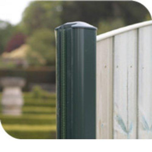 Plastic Post 2.75m (9') - Grey