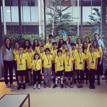 Fenerbahçe Spor Okulları Sömestr Kampı Tamamlandı