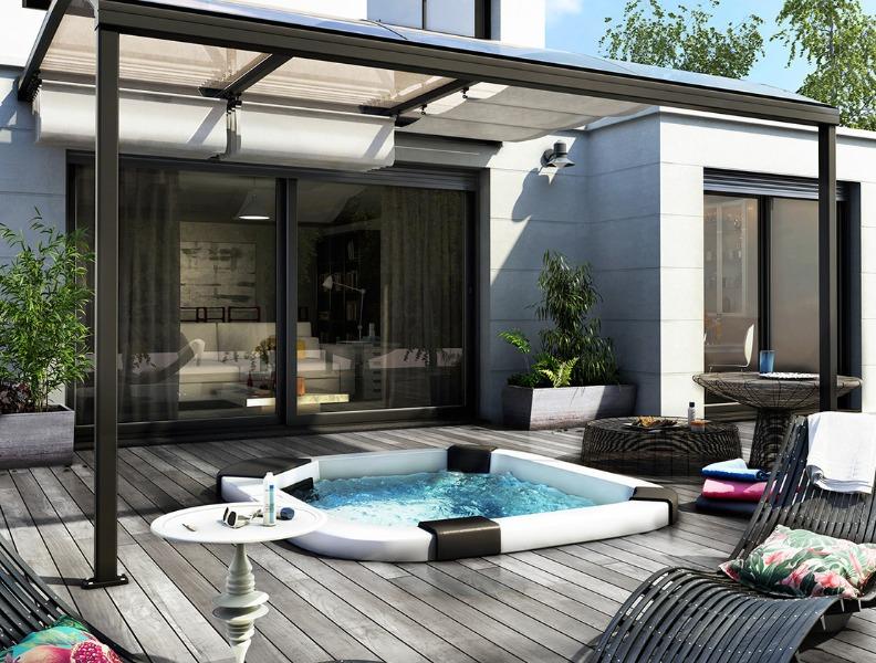 couverture de terrasse de chez sib