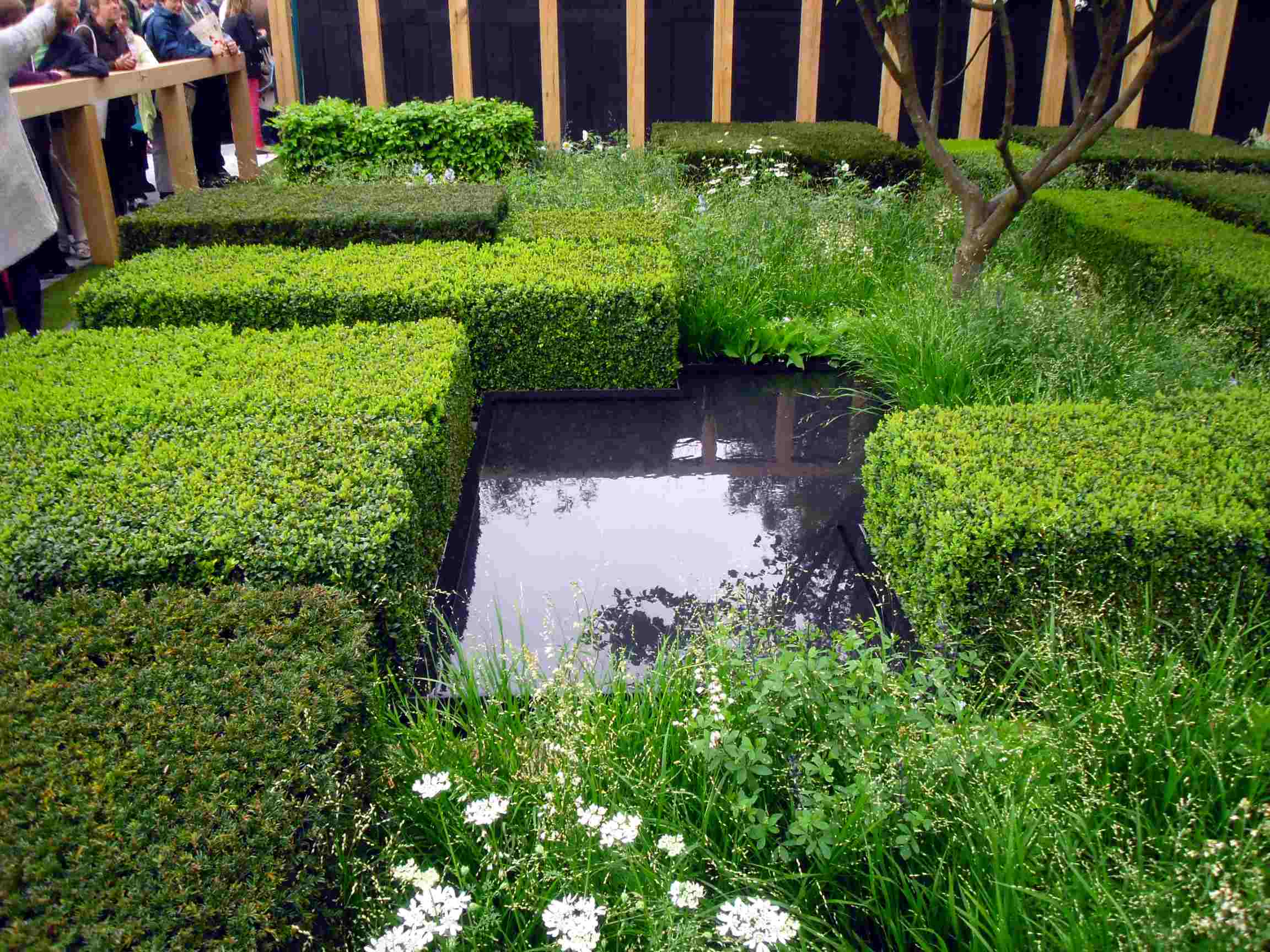Feng Shui garden pictures - harmony for the eye on Modern Feng Shui Garden  id=81637