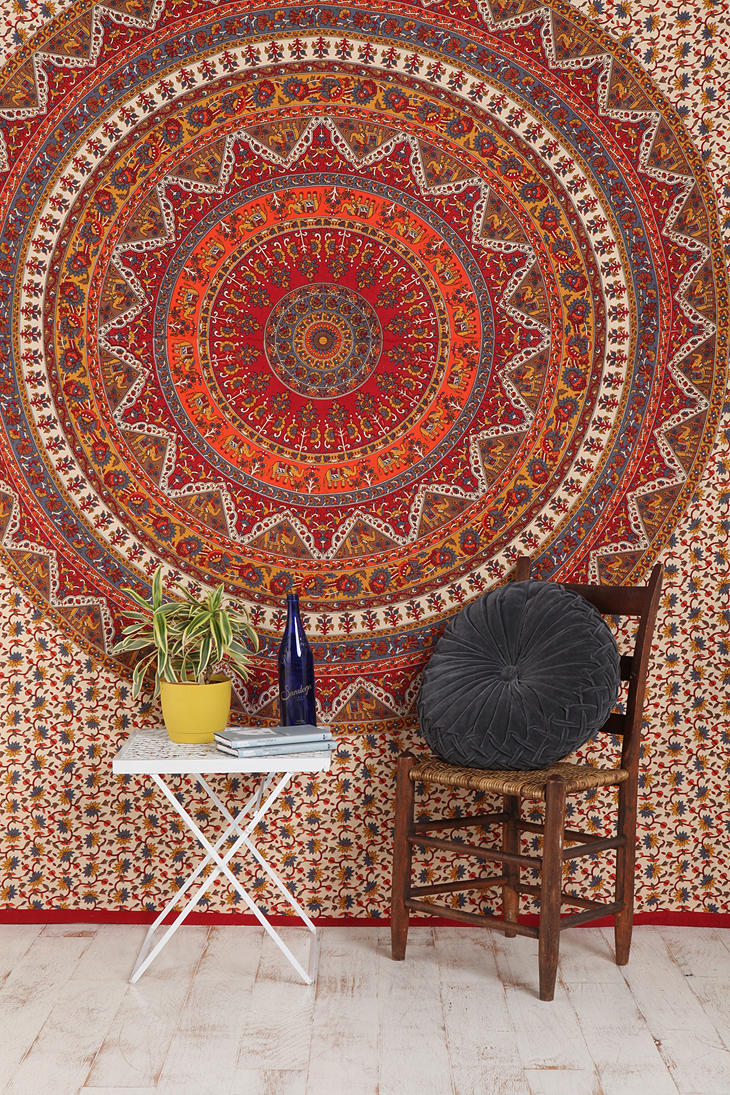 Tapestry Decorating Ideas Feng Shui Design Urban Outfitters The Tao Of Dana